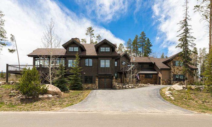Aspen Lodge Winter Park Vacation House